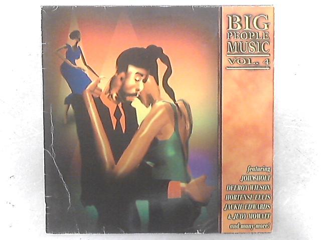 Big People Music Vol. 4 COMP By Various