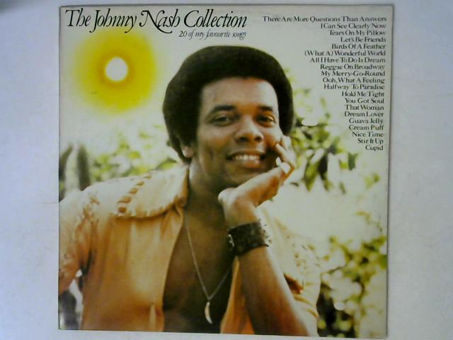 The Johnny Nash Collection - 20 Of My Favourite Songs LP By Johnny Nash