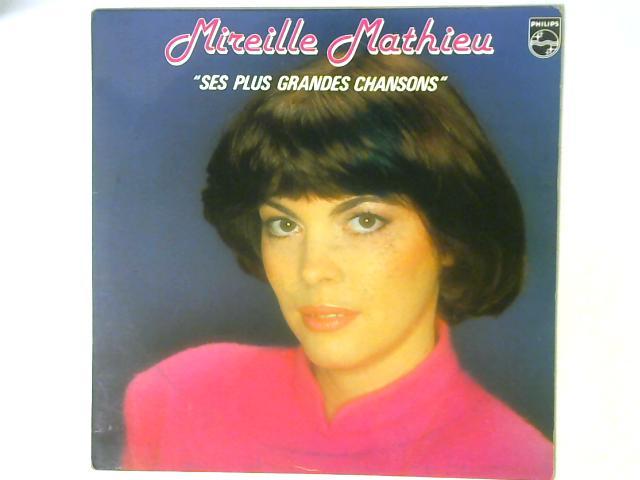 Ses Plus Grandes Chansons LP By Mireille Mathieu