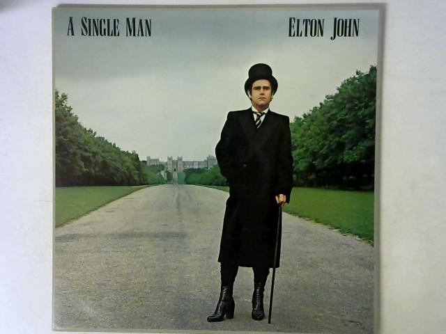 A Single Man LP By Elton John