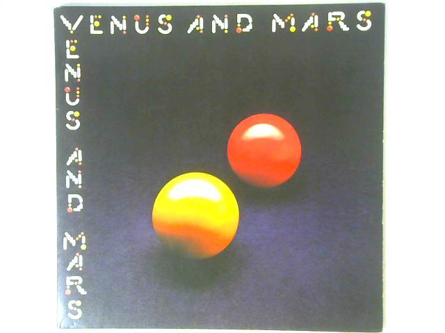 Venus And Mars LP By Wings (2)