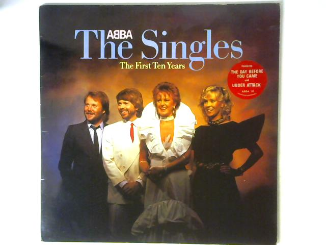 The Singles - The First Ten Years 2x LP By ABBA