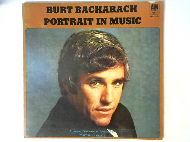 Portrait In Music LP By Burt Bacharach