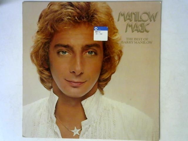 Manilow Magic (The Best Of Barry Manilow) LP By Barry Manilow