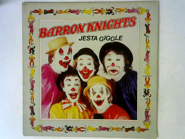 Jesta Giggle LP By The Barron Knights