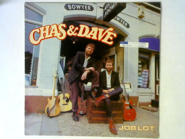 Job Lot LP By Chas And Dave