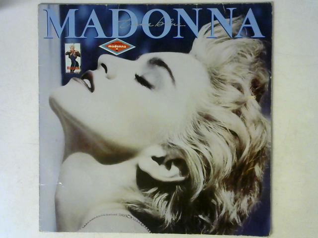 True Blue LP By Madonna