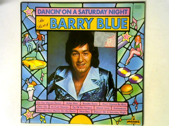 Dancin' On A Saturday Night - The Best Of Barry Blue LP By Barry Blue