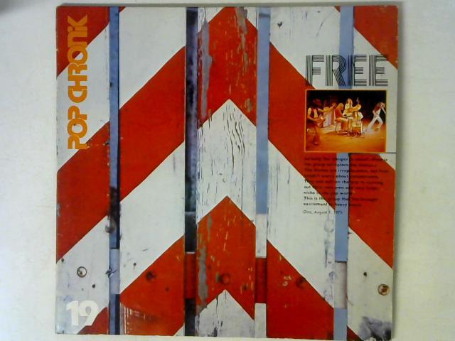 Pop Chronik 19 2x LP By Free