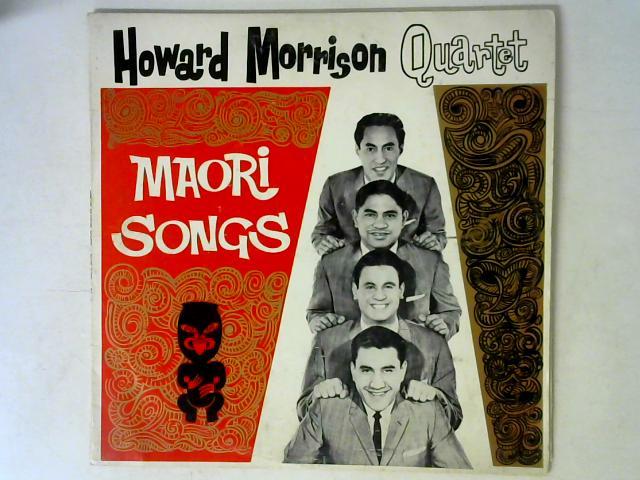 Maori Songs LP By The Howard Morrison Quartet