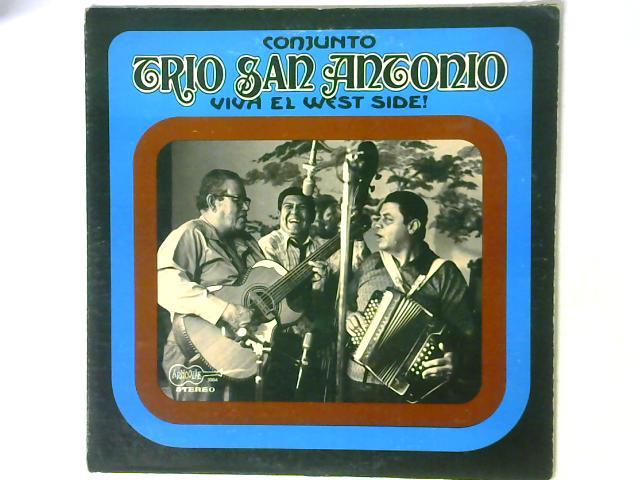 Viva El West Side! LP By Trio San Antonio