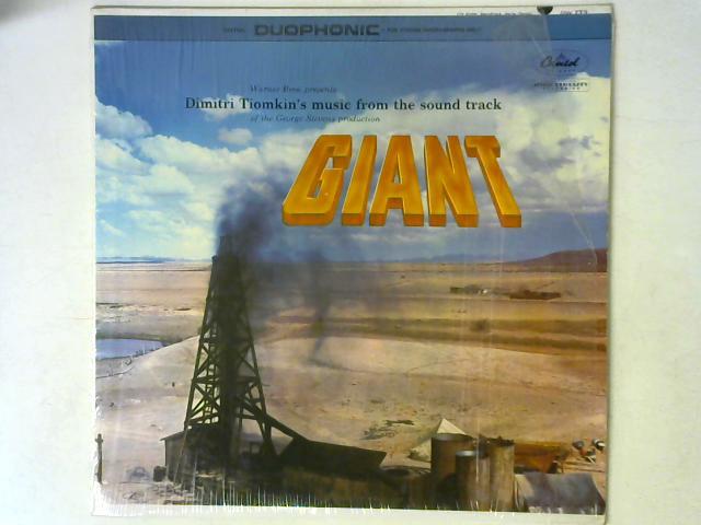 Giant LP By Dimitri Tiomkin