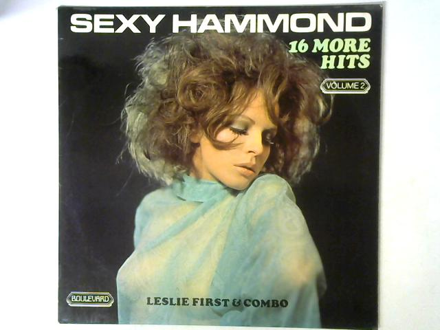 Sexy Hammond (Volume 2) LP By Leslie First & Combo