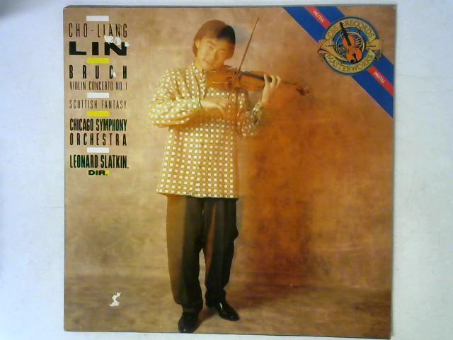 Violin Concerto No. 1 / Scottish Fantasy LP By Max Bruch