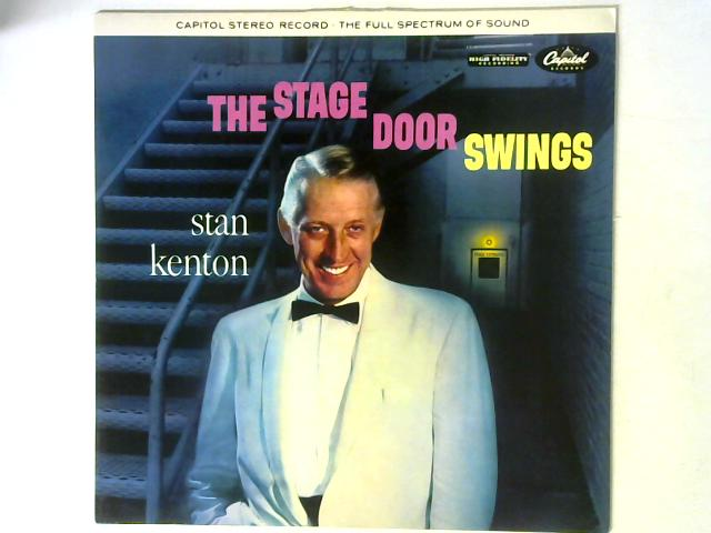 The Stage Door Swings LP By Stan Kenton And His Orchestra