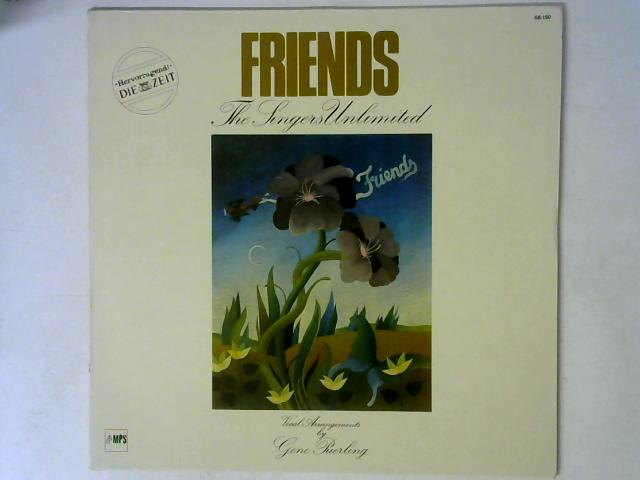 Friends LP By The Singers Unlimited