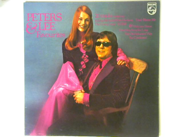 Favourites LP By Peters & Lee