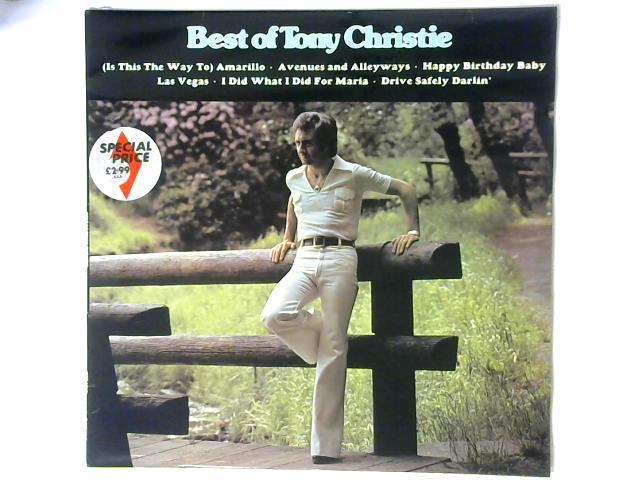 Best Of Tony Christie LP By Tony Christie