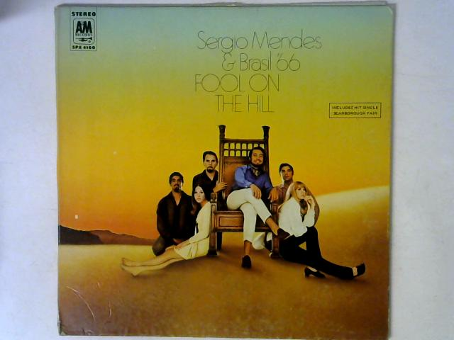 Fool On The Hill LP By Sérgio Mendes & Brasil '66