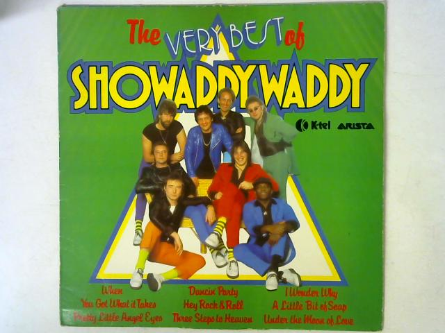 The Very Best Of Showaddywaddy LP By Showaddywaddy