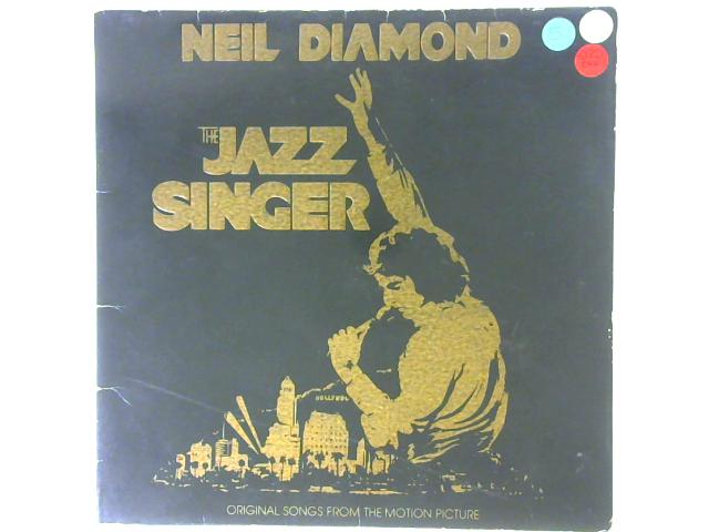 The Jazz Singer (Original Songs From The Motion Picture) LP By Neil Diamond