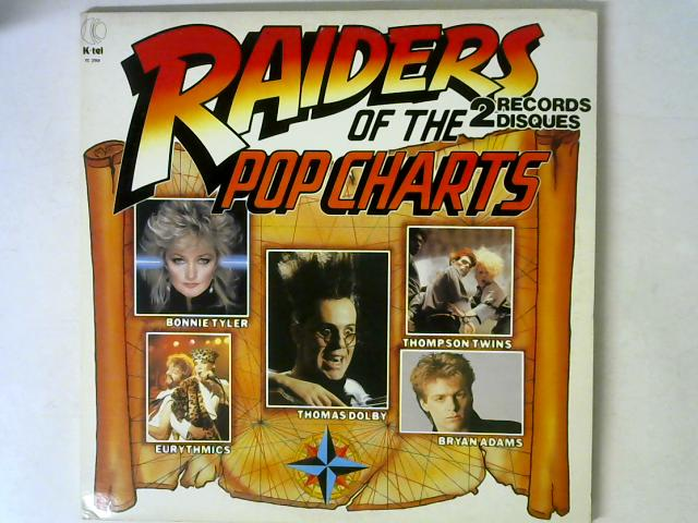 Raiders Of The Pop Charts 2x LP By Various