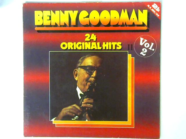 In The Carnegie Hall-24 Original Hits-Vol.2 2x LP MONO By Benny Goodman