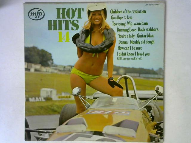 Hot Hits 14 LP By Unknown Artist