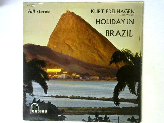 Holiday In Brazil LP By Orchester Kurt Edelhagen