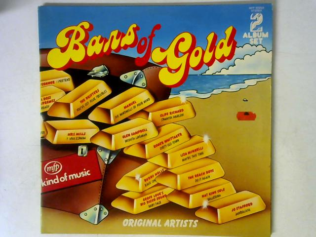 More Golden Greats Of The 50's And 60's - Bars Of Gold 2x LP By Various