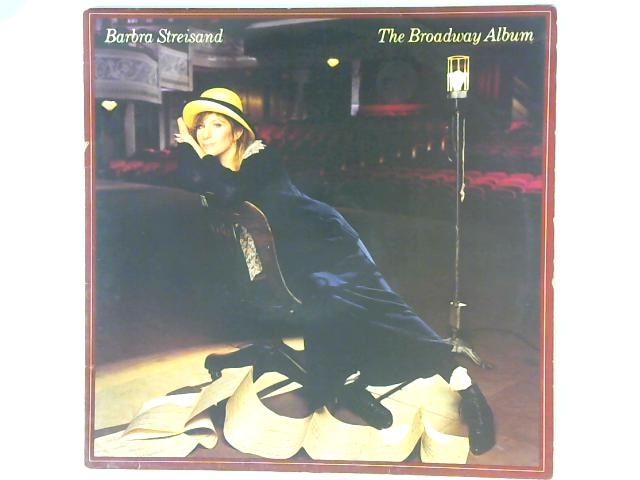 The Broadway Album LP By Barbra Streisand