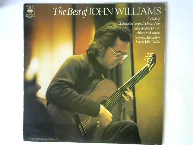 The Best Of John Williams LP By John Williams (7)