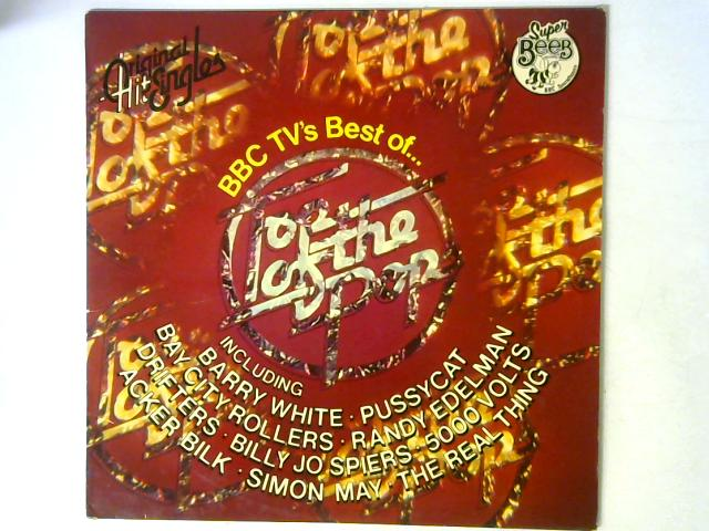 BBC TV's Best Of... Top Of The Pops Vol. 4 LP By Various