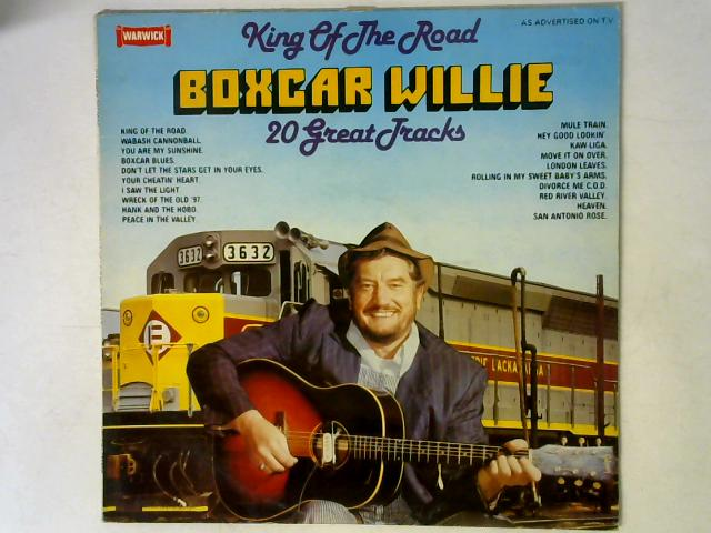 King Of The Road LP By Boxcar Willie
