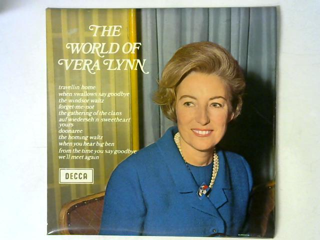 The World Of Vera Lynn LP By Vera Lynn