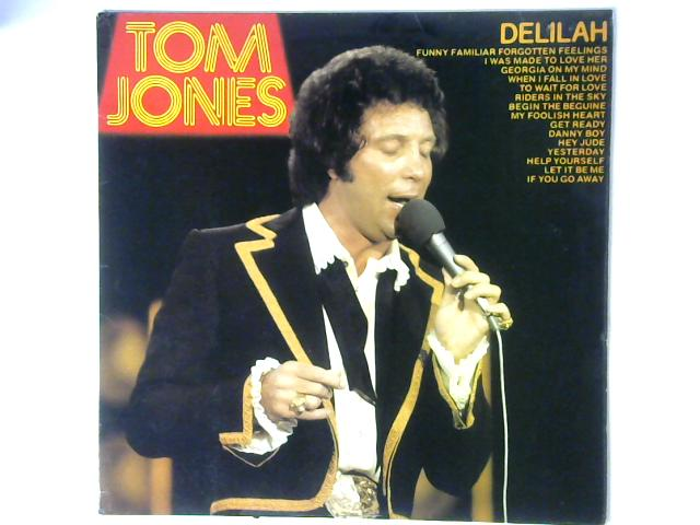 Delilah LP By Tom Jones