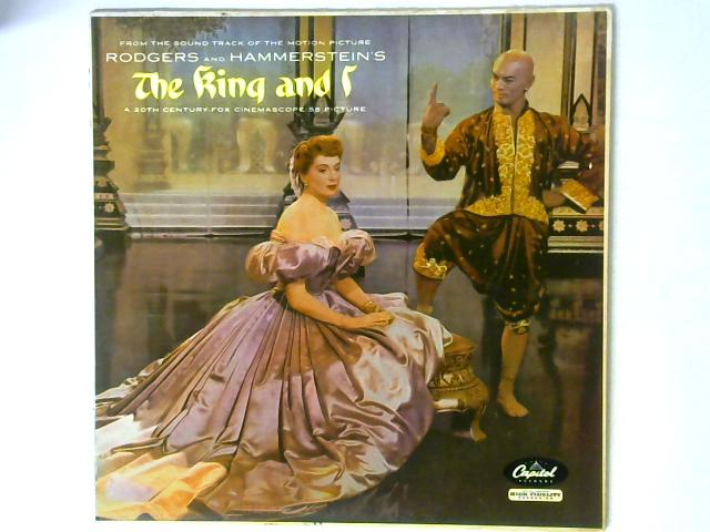The King And I (Motion Picture Sound-track) LP By Rodgers & Hammerstein