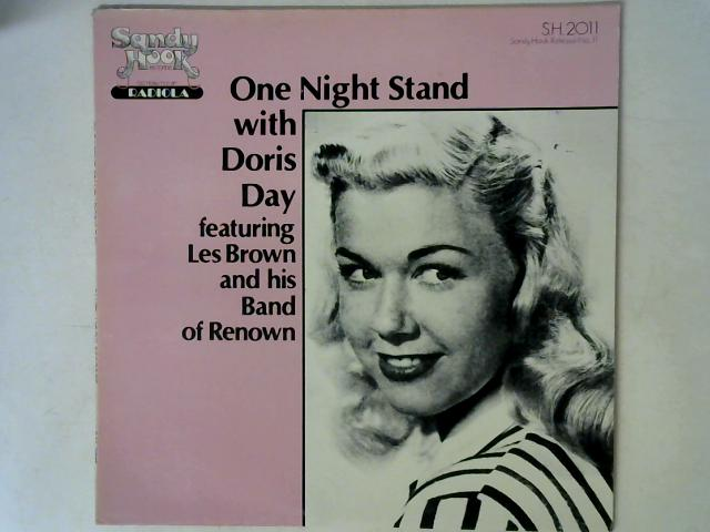 One Night Stand With Doris Day LP By Doris Day