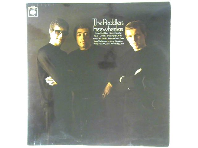 Freewheelers LP MONO By The Peddlers