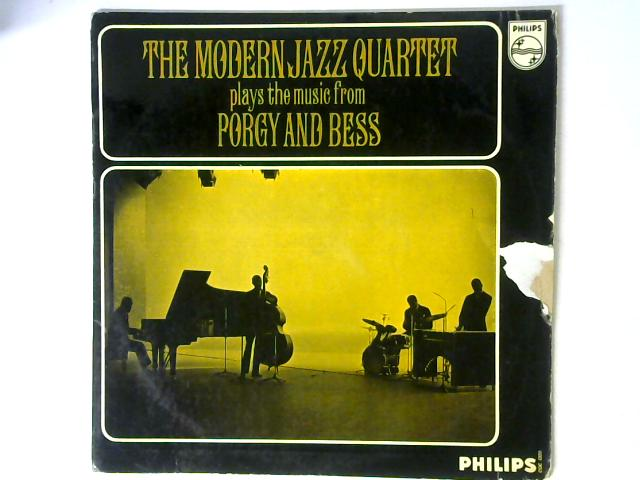 Plays The Music From Porgy And Bess LP By The Modern Jazz Quartet