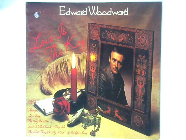 Love Is The Key LP By Edward Woodward