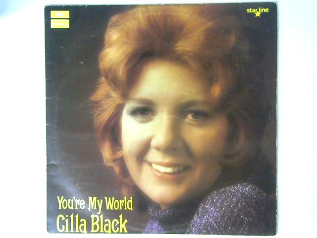 You're My World LP By Cilla Black