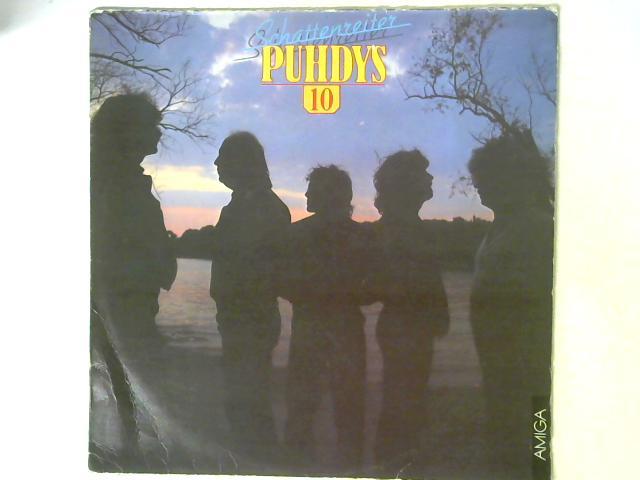 Puhdys 10: Schattenreiter LP By Puhdys
