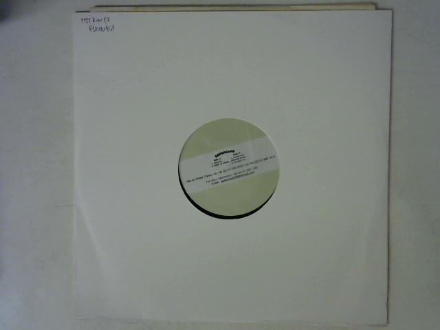 The Test Run EP 2x 12in (white label stickered) By Espionage (5)