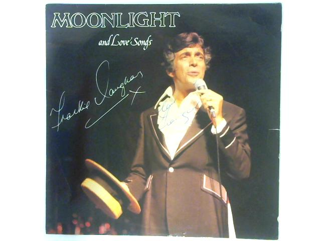 Moonlight And Love Songs LP Signed By Frankie Vaughan