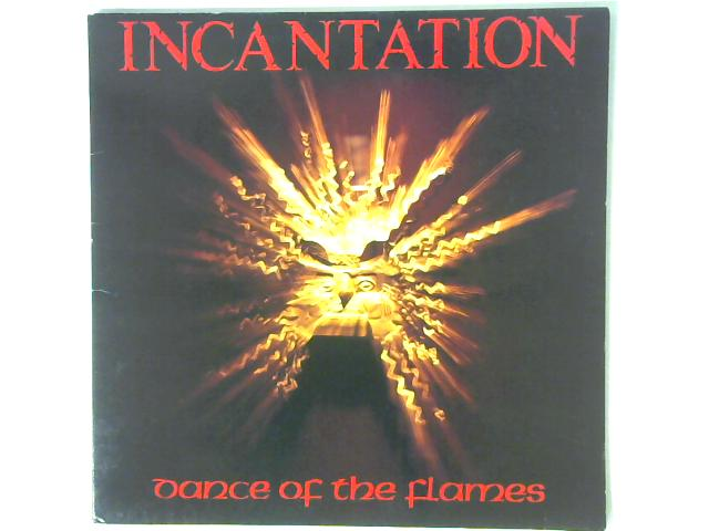 Dance Of The Flames LP By Incantation (2)