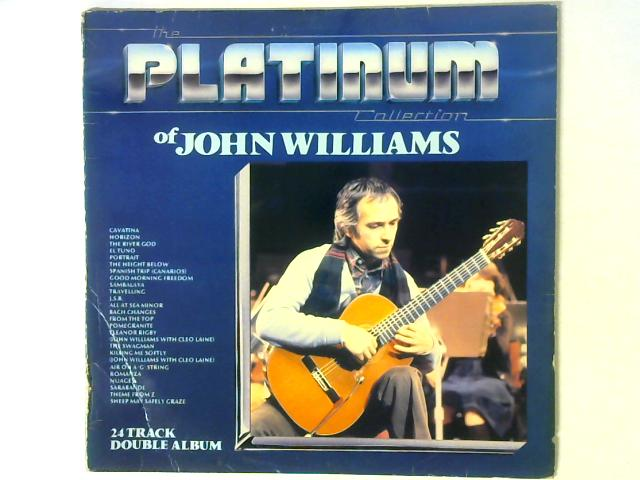The Platinum Collection Of 2x LP By John Williams (7)