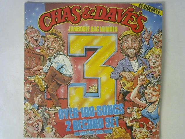Chas & Dave's Jamboree Bag Number 3 2x LP By Chas And Dave