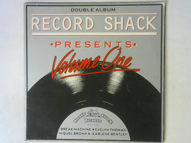 Record Shack Presents Volume One 2x LP By Various