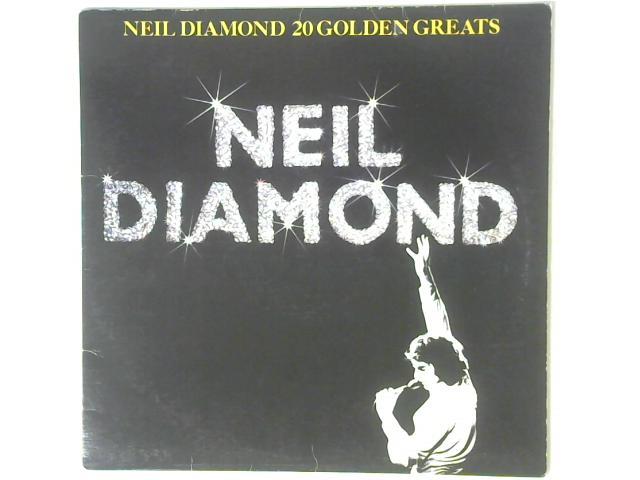 20 Golden Greats LP By Neil Diamond